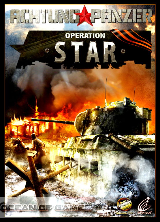 Achtung Panzer Operation Star Free Download
