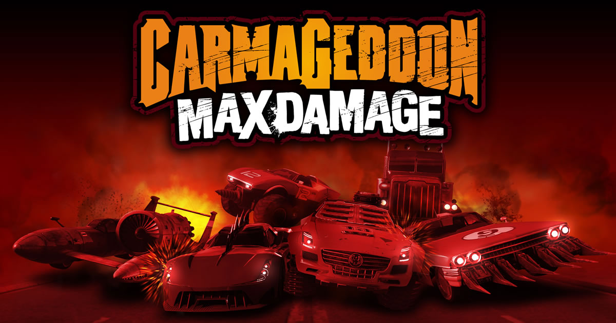 Carmageddon Max Damage Free Download