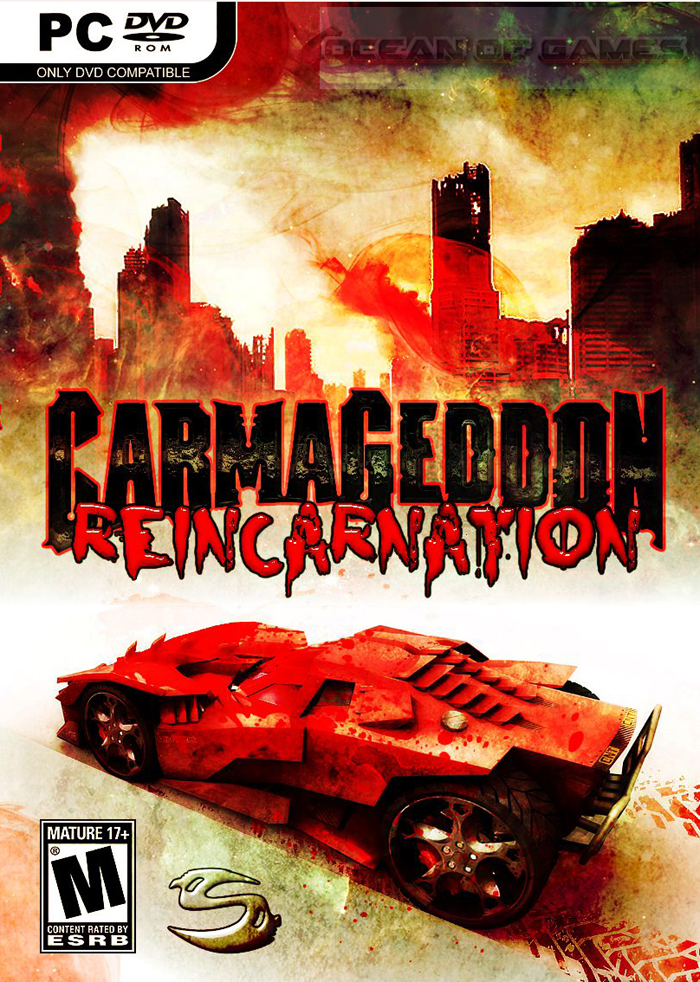 Carmageddon Reincarnation PC Game Free Download
