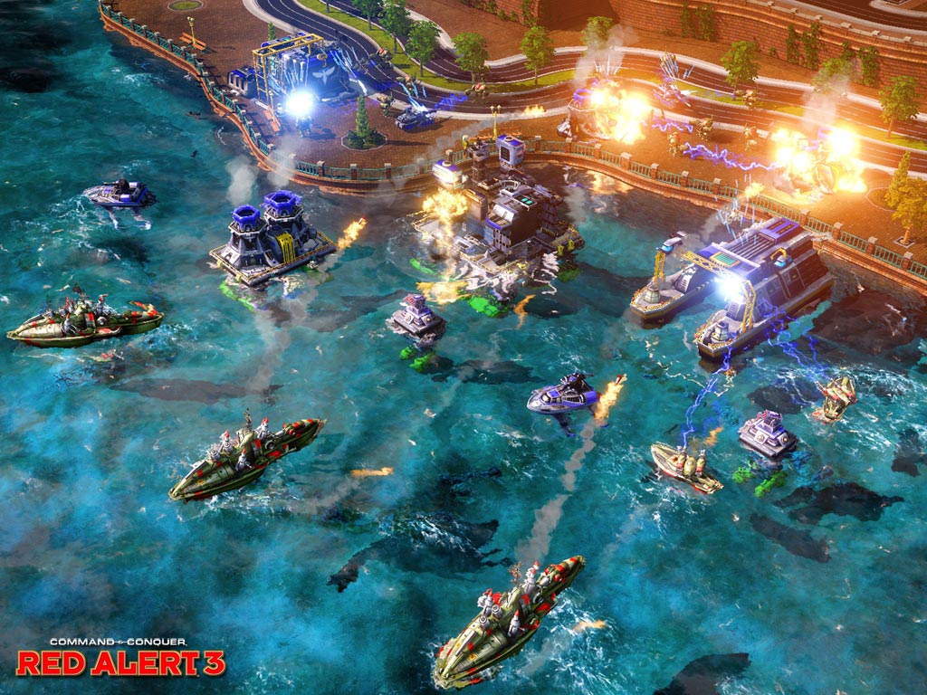 Command and Conquer Red Alert 3 Free Download
