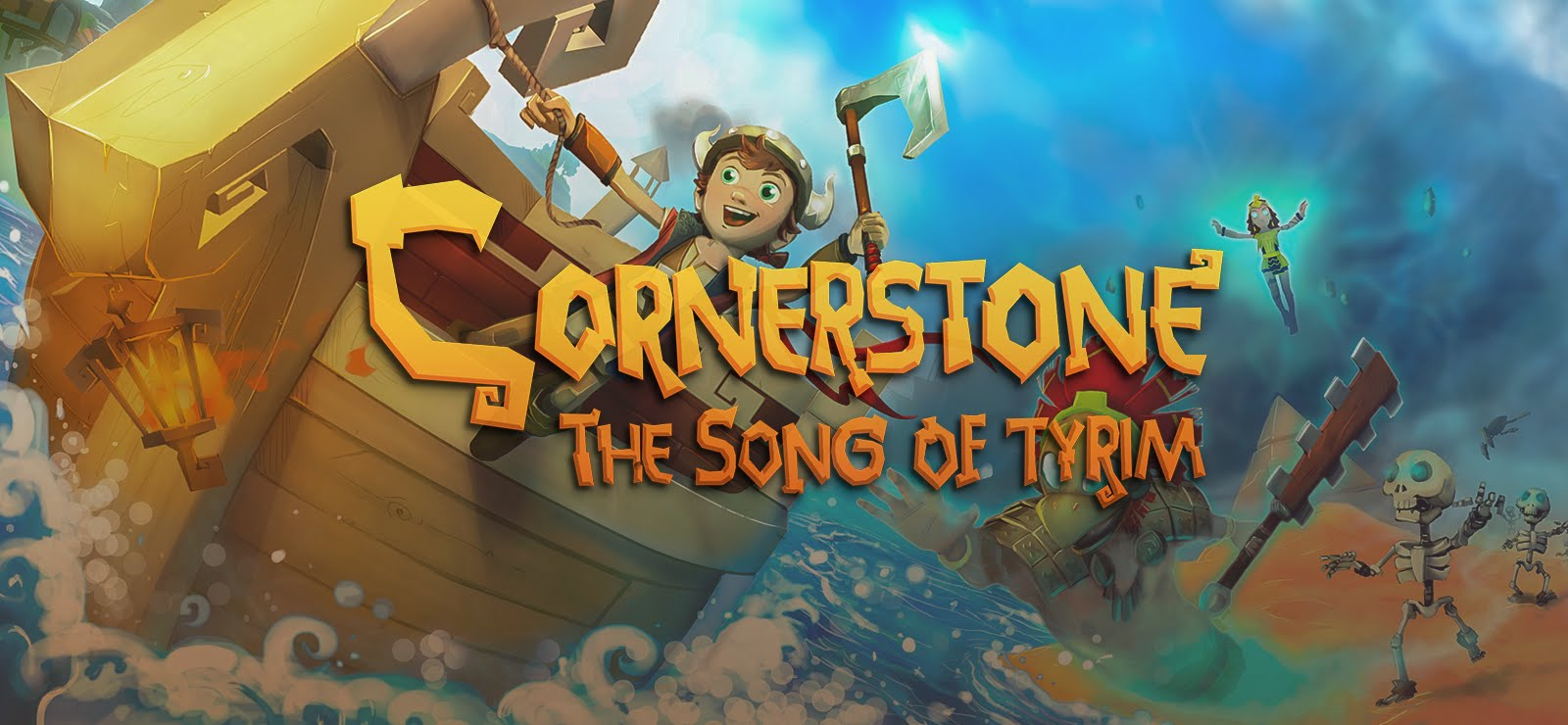 Cornerstone The Song of Tyrim Free Download
