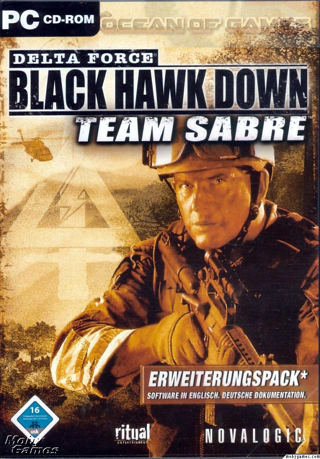 Delta Force Black Hawk Down Team Sabre Setup Free Download