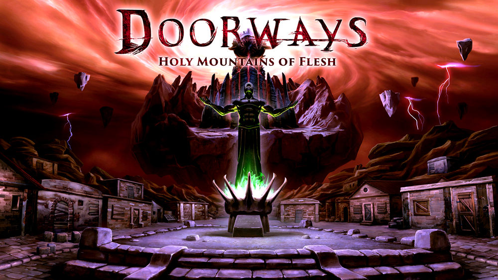 Doorways Holy Mountains of Flesh Free Download