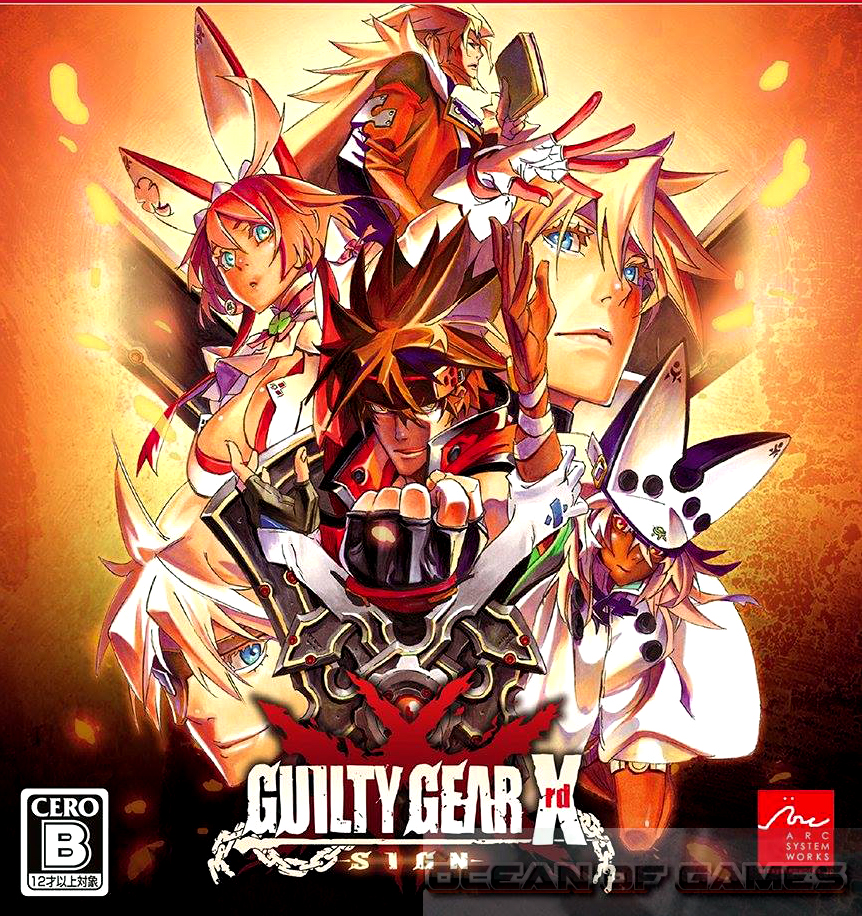 Guilty Gear Xrd Free Download