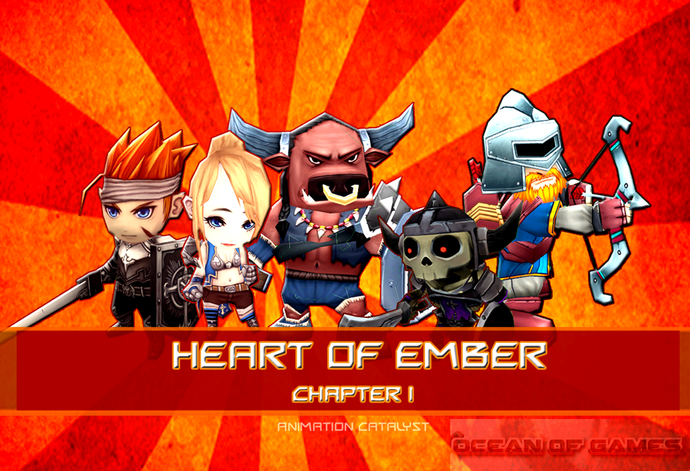 Heart of Ember Chapter 1 Free Download