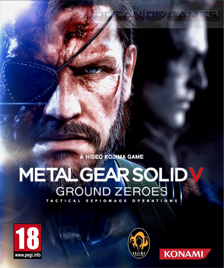 Metal Gear Solid V Ground Zeroes Free Download