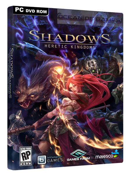 Shadows Heretic Kingdoms 2014 PC Game Setup Free Download