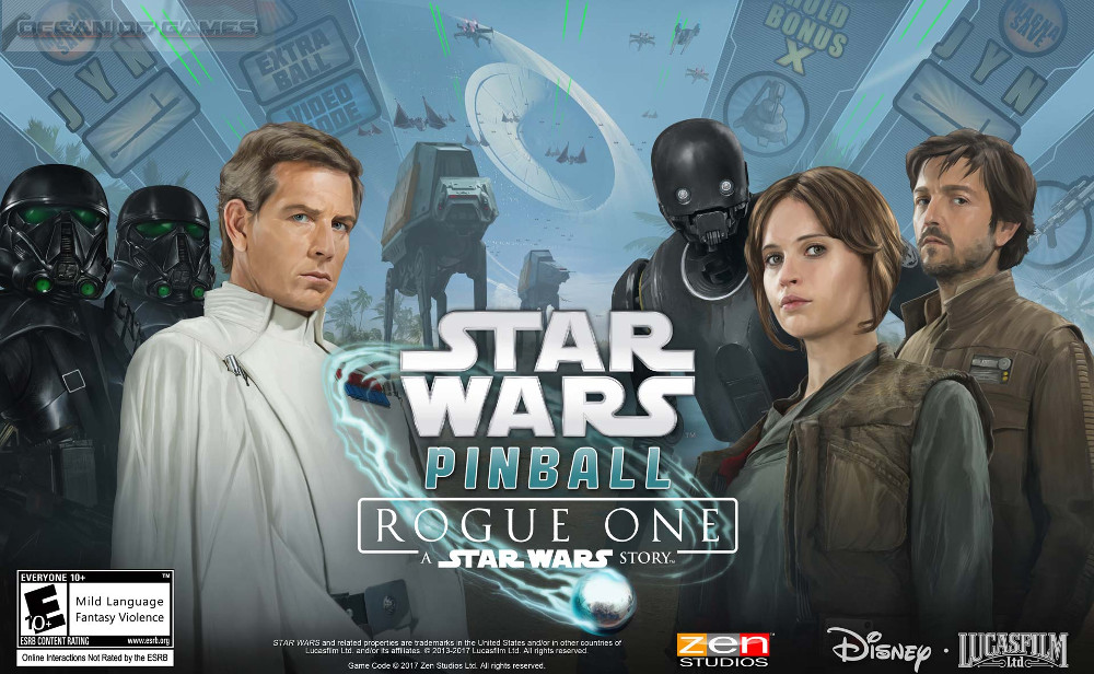Star Wars Pinball Rogue One Free Download