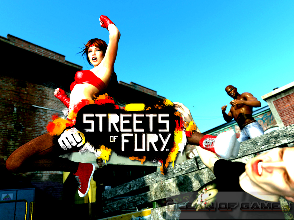 Streets of Fury Free Download