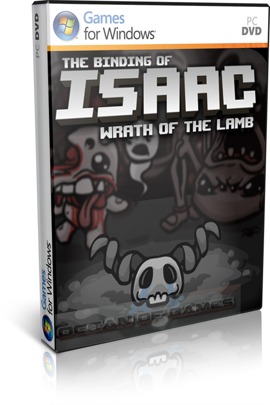 The Binding of Isaac Wrath of The Lamb Free Download