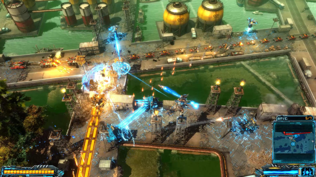 X-Morph Defense Free Download
